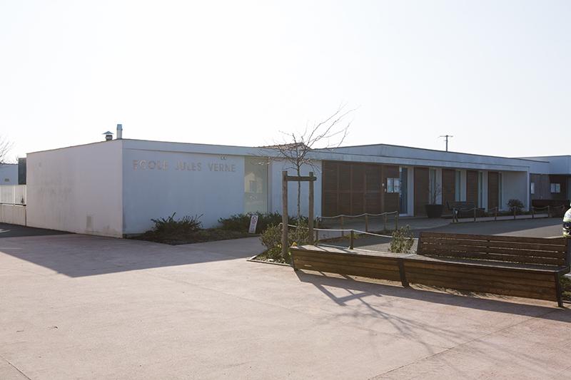 Ecole Jules Verne à Maisdon-sur-Sèvre